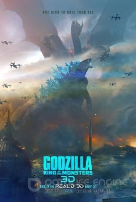 Годзилла 2: Король монстров (2019) MP4