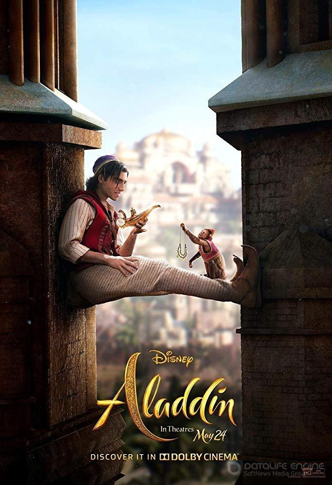 Аладдин - (2019)