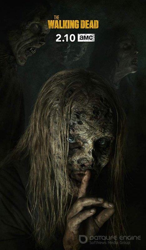 Ходячие мертвецы (1-10 сезон)