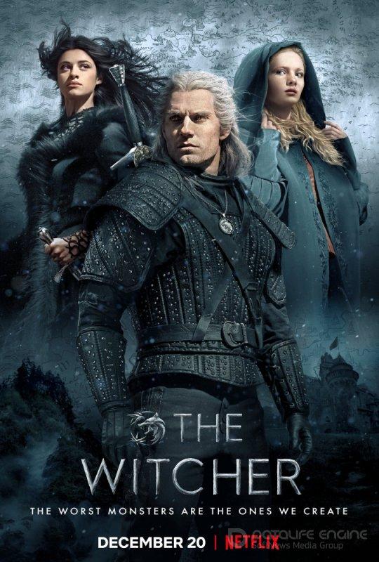 Ведьмак (1 сезон)